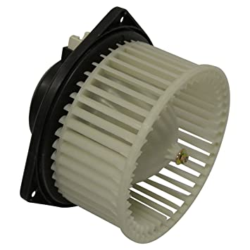 Heater Blower Motor w// Cage for Aviator Mountaineer Explorer