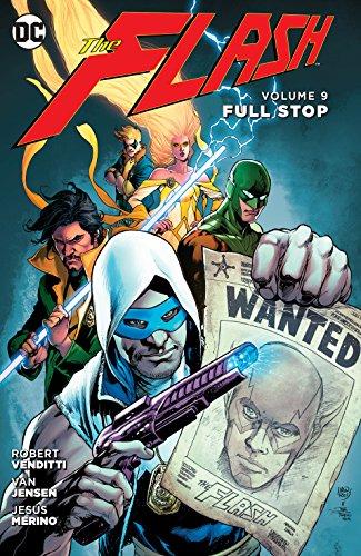 The Flash (2011-2016) Vol. 9: Full Stop -