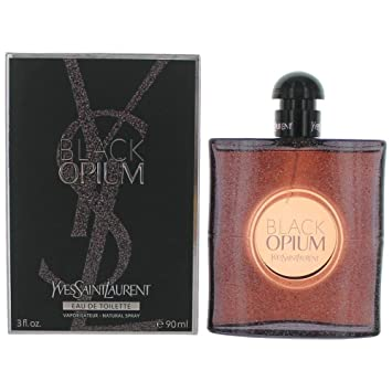 b0088dae12c Image Unavailable. Image not available for. Color: Yves Saint Laurent Black  Opium ...