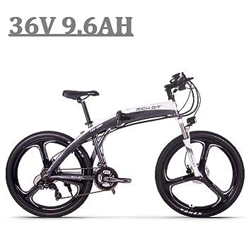 eBike_RICHBIT Nuevo 26 bicicleta eléctrica plegable, RLH-880, 250 vatios,