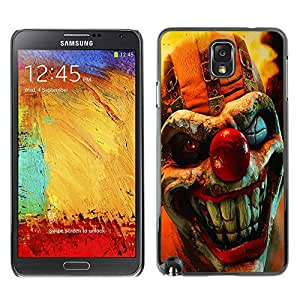 SHIMIN CAO- Dise?o Caso duro de la cubierta Shell protector FOR Samsung Galaxy N9000 N9008V N9009- Clown Joker