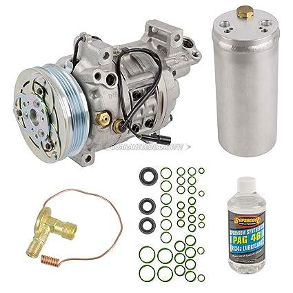 AC Compressor w/A/C Repair Kit For Isuzu Trooper 1993 1994 1995 1996 -  BuyAutoParts 60-81278RK NEW
