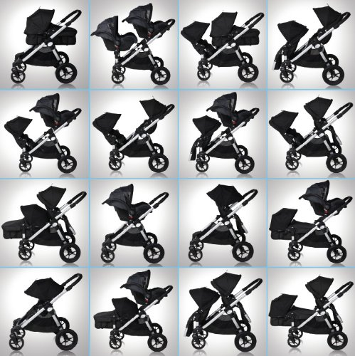 Amazon.com: Baby Jogger 2013 City Select Single Stroller, Onyx ...