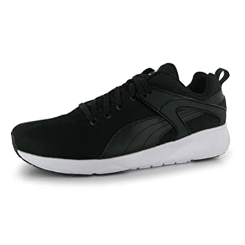Puma Aril Blaze Training Shoes Mens Black White Sports Fitness Trainers  Sneakers (UK7. 4f409f2e7