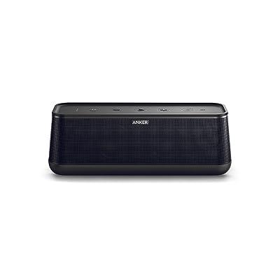 Anker SoundCore Pro + 25W Altavoz Bluetooth con sonido mejorado de graves y alta definición, 18 horas de duración, resistente al agua, tecnología BassUp, diseño portátil, altavoz para el hog