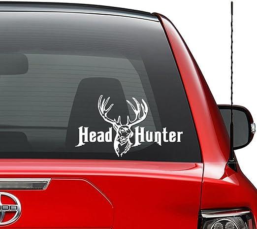Bow Hunter Hunting Car Truck Window Decor Vinyl Decal Sticker