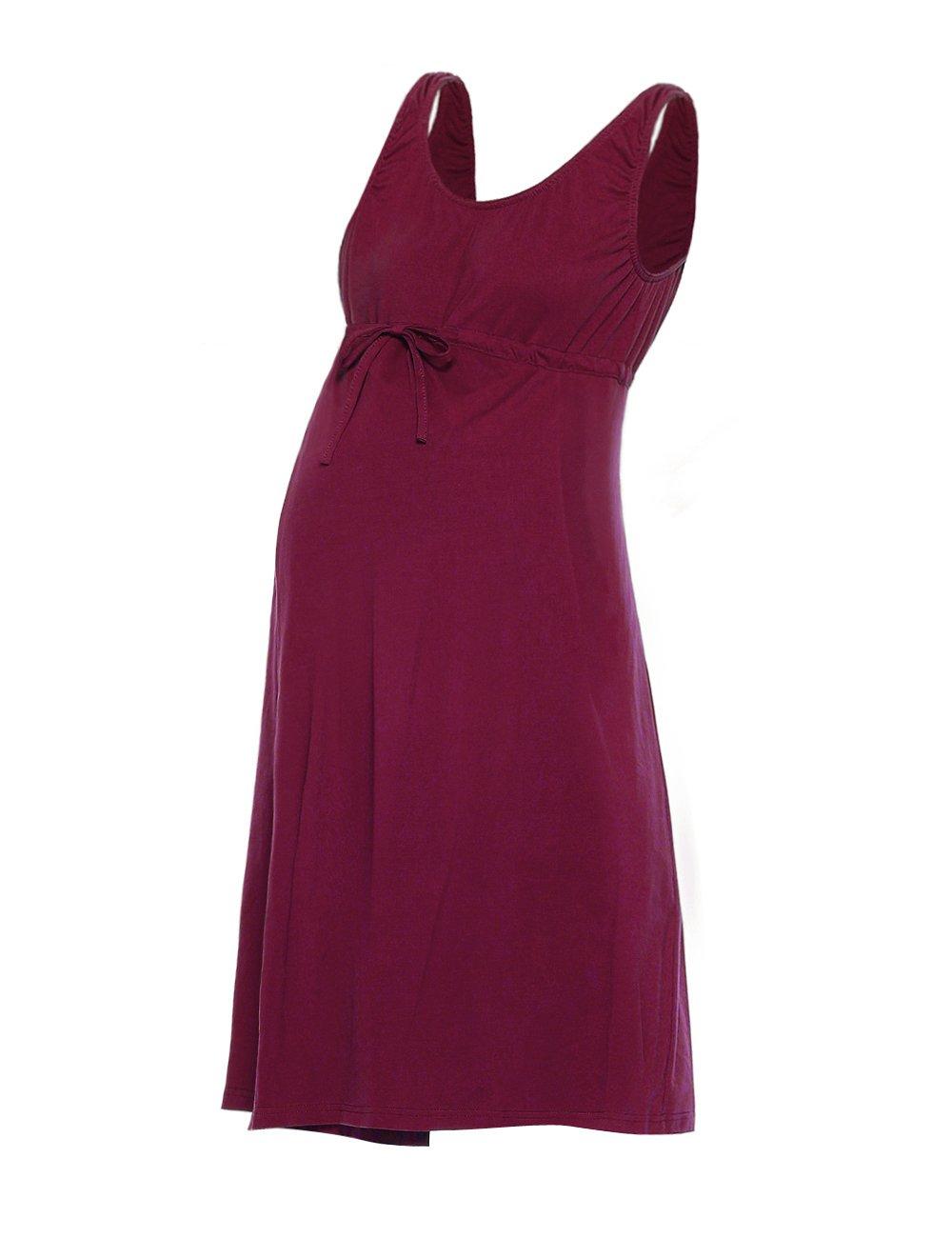 Saifeier Pj Plus Size Lightweight Nursing Nightdress Robe Labour