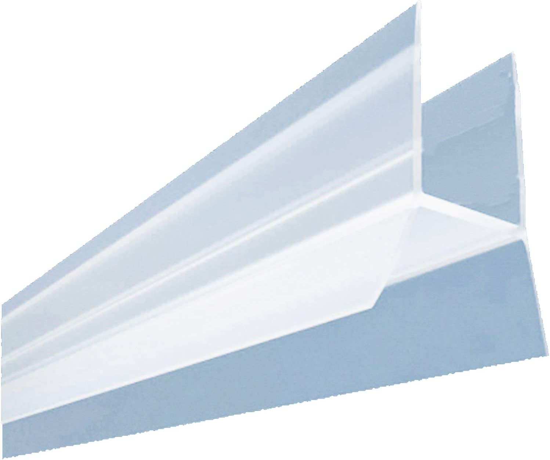 STEIGNER 120cm Joint d/étanch/éit/é de remplacement pour les vitres d/'une /épaisseur 7//8mm UK24-08