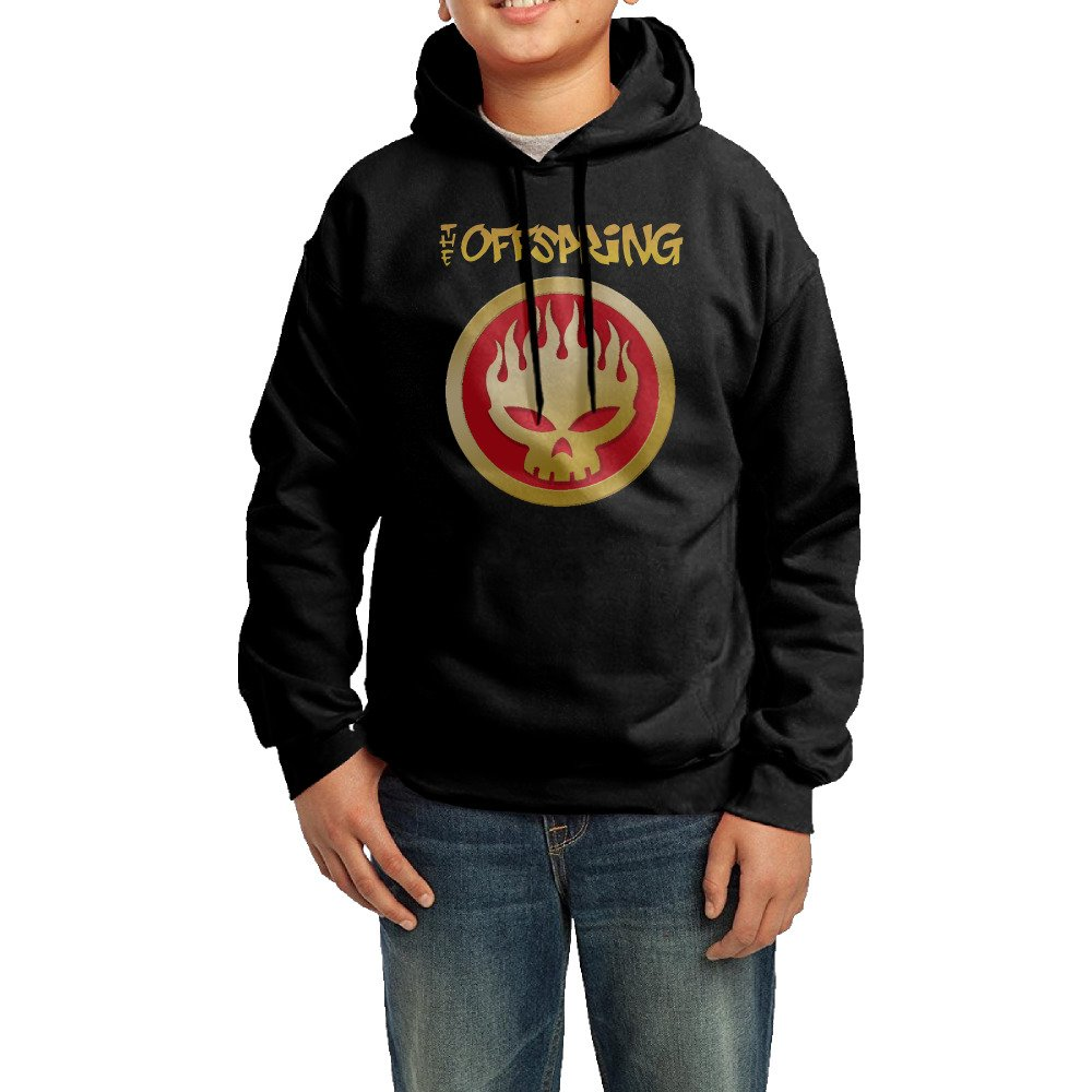The Offspring Punk Rock Band Youth Classic Pullover Athletic Sweatshirt Hoodies