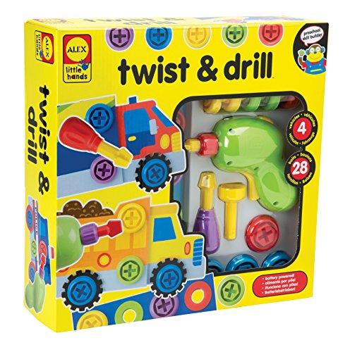 Nice ALEX Toys Little Hands Twist and Drill supplier 2F1shZ1x