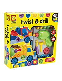 ALEX Toys - Early Learning Twist & Drill - Little Hands 1485