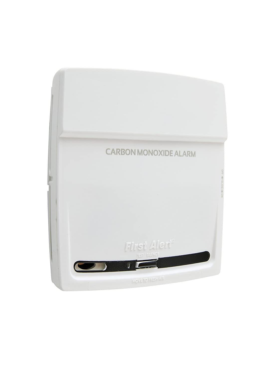 First Alert CO910 10 Year Carbon Monoxide Alarm White