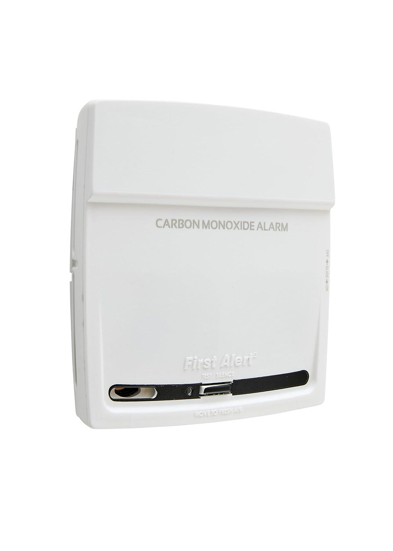 First Alert 10-Year Carbon Monoxide Alarm, White,CO910