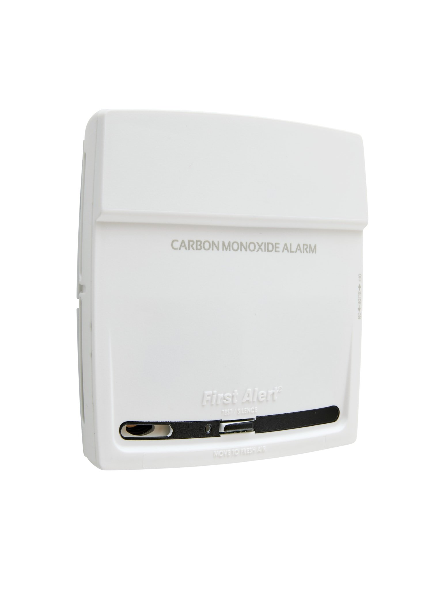 First Alert 10-Year Carbon Monoxide Alarm, White,  CO910 by First Alert