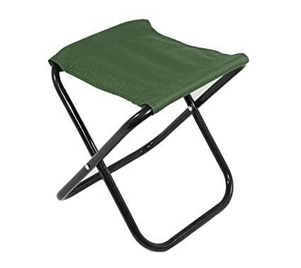 USA Camping Fishing Picnic Small Stool Seat Folding Chairs Outdoor Mini Portable