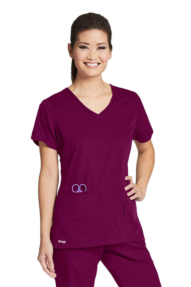 Grey's Anatomy Active 41423 Top Wine M