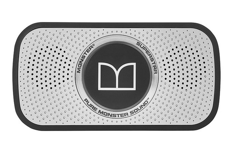 Monster Power Superstar High Definition Bluetooth Speaker..