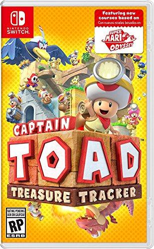 Captain Toad: Treasure Tracker – Nintendo Switch – Nintendo Switch [Digital Code]