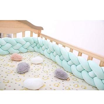 Amazon.com: LBBL - Protector de cuna para bebé ...