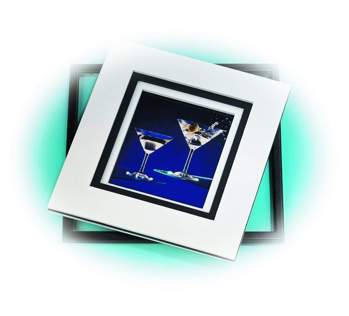 Tischgestell 2 St/ück | Gewicht: 6.4 Kg pro St/ück pulverbeschichtet Sossai Stahl-Tischkufe 2er Set Farbe: Schwarz Breite 50 cm x H/öhe 72 cm TKK1-BL5072-2