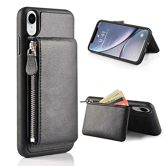 Amazon Com Lameeku Wallet Case For Apple Iphone Xr 6 1 Inch