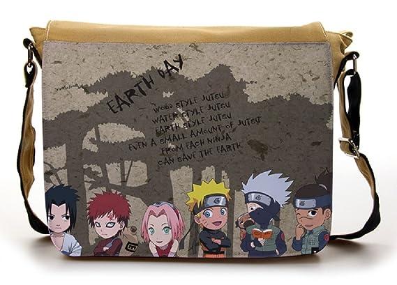 miraclel Anime Cosplay estilo lienzo mochila bolsa de ...