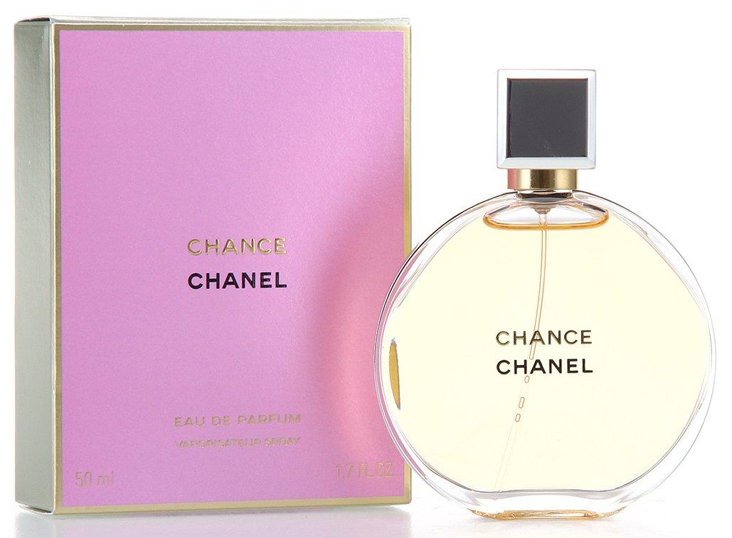 Chânce Chânel Eau de Perfume Spray for woman, EDP 1.7 fl oz, 50 ml