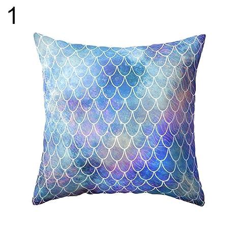 Amazon.com: Newrys - Fundas de almohada para decoración ...