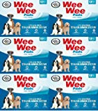 Four Paws 22x23 Wee Wee Pads 600pk (6 x 100ct box)