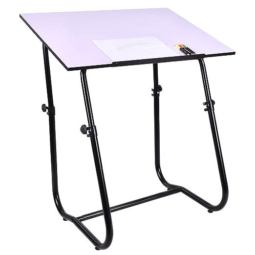 Tablero para Dibujo mesa inclinable altura ajustable Gran trabajo ...