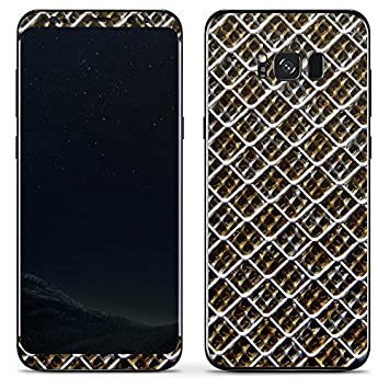 Samsung Galaxy S8 Plus Folie Skin Sticker aus: Amazon.de: Elektronik