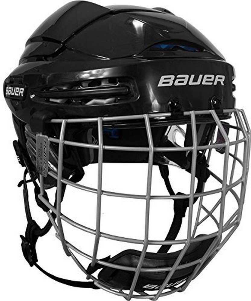 Bauer 5100 Hockey Helmet Combo - 2014, Small, Black