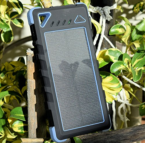 Buy solar powered charger for cell phone