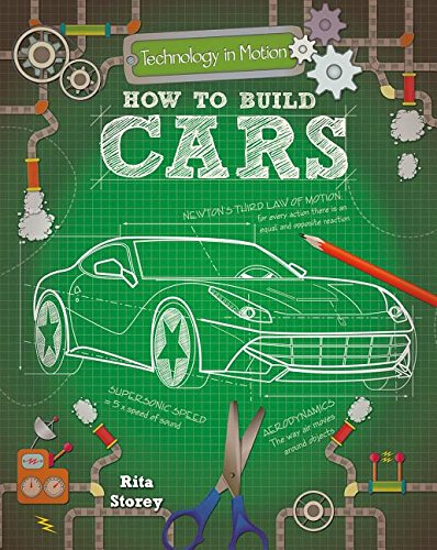 How to Build Cars (Technology in Motion) PDF