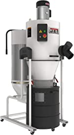 Jet JCDC-2 2 hp Cyclone Dust Collector