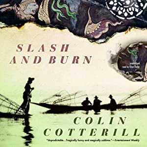 Slash and Burn Audiobook