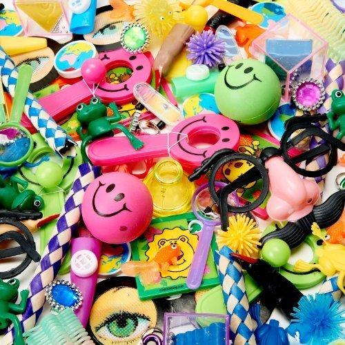 Asssortment Toy moyen (100 pièces), Alouette, amuser, Trifle, Twiddle