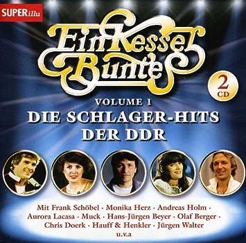 Ein Kessel Buntes I - die Schlager-Hits der DDR - Various: Amazon.de ...