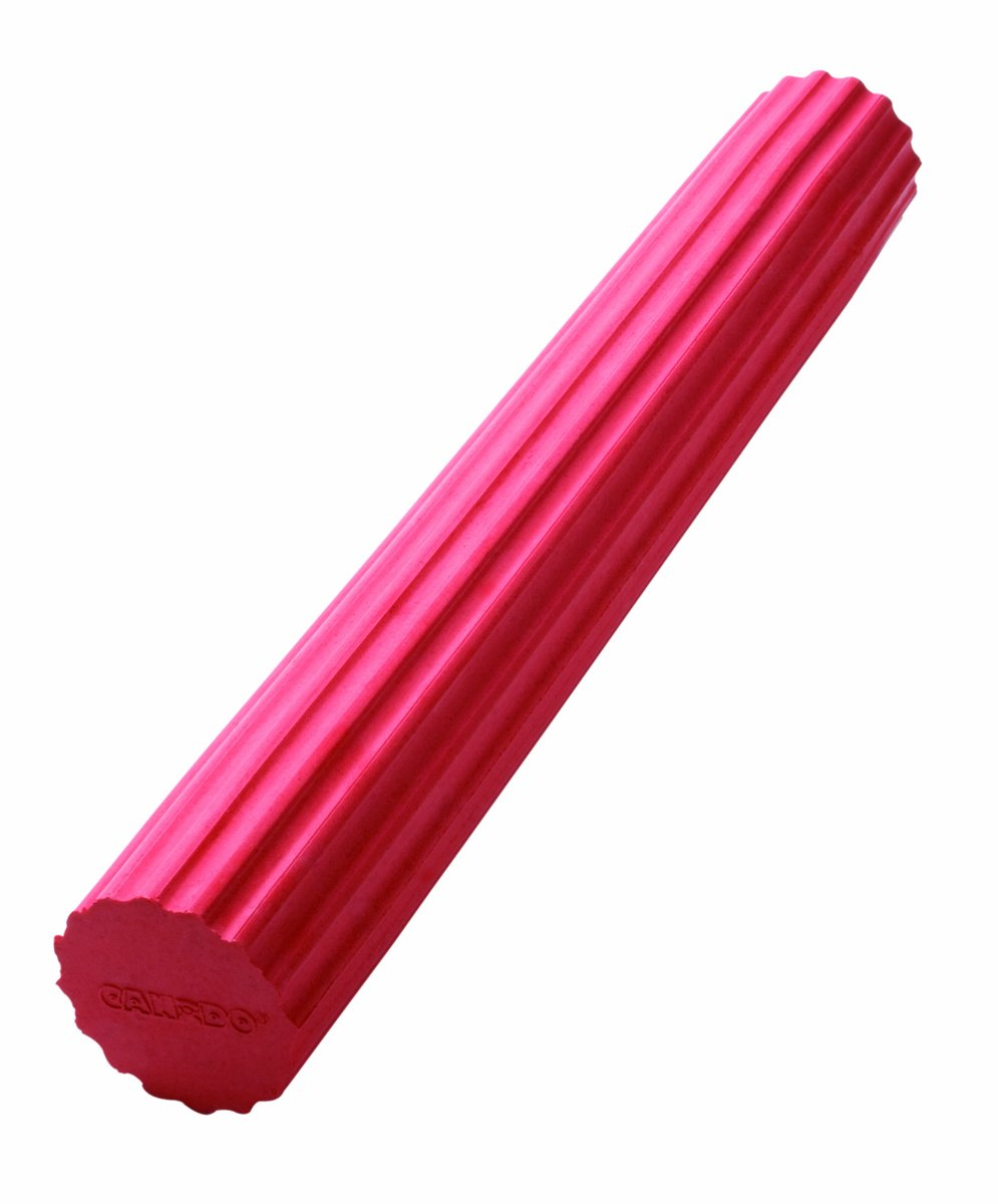 Cando 10-1512 Red Twist-n-Bend Hand Exerciser, Light Resistance