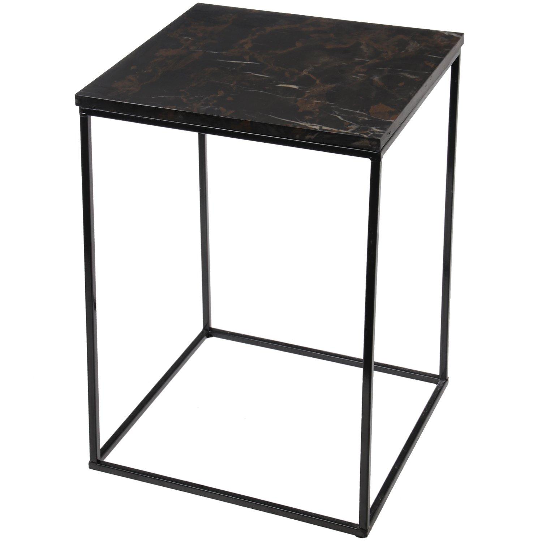 Donregaloweb Beistelltisch Tisch Quadratisch Quadratisch Tisch
