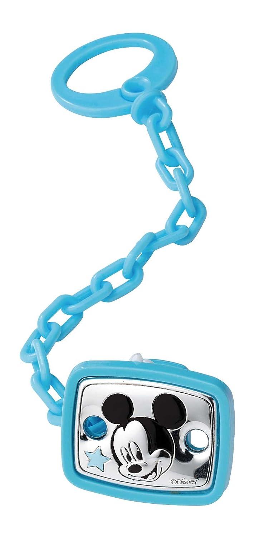 Disney Baby - Mickey Mouse - Clip para chupete con cadena de ...