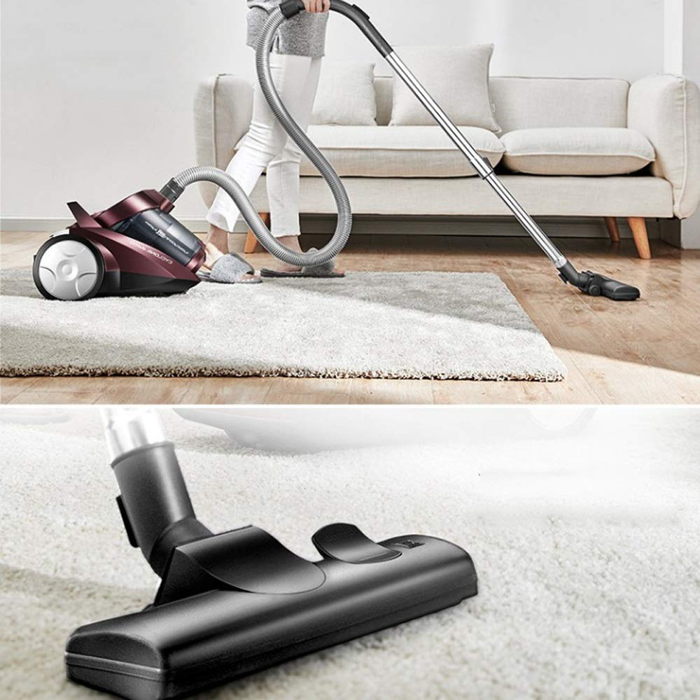 Magosca Household Electric Handheld Instrument Vacuum Cleaner 1600W Ultra-quiet Powerful Dust Cleaner 220V-50HZ Suitable For Carpet Sofa Cleaning Pet Hair Cleaning