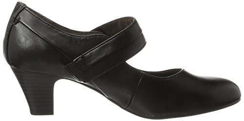 Womens 24462 Closed Toe Heels Soft Line rKPHn5Dpku