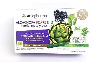 Alcachofa para bajar de peso ampolletas enterogermina