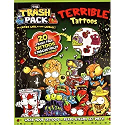 The Trash Pack Terrible Tattoos (Trash Pack Tattoo)
