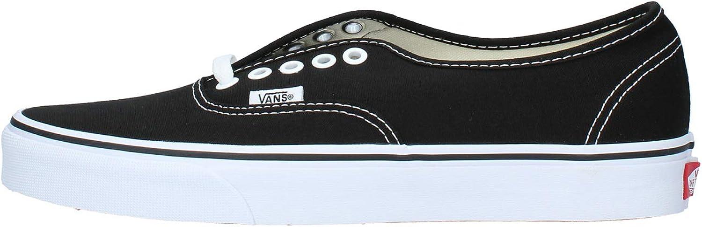 Vans - U Authentic Shoes in Black, Size: 8.5 D(M) US Mens / 10 B(M) US Womens, Color: Black
