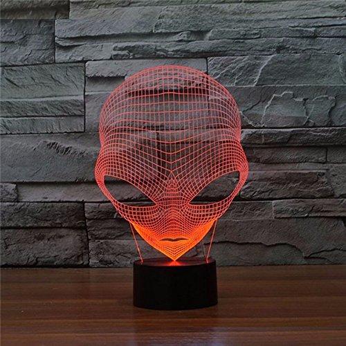 Alien Led Lights - 1