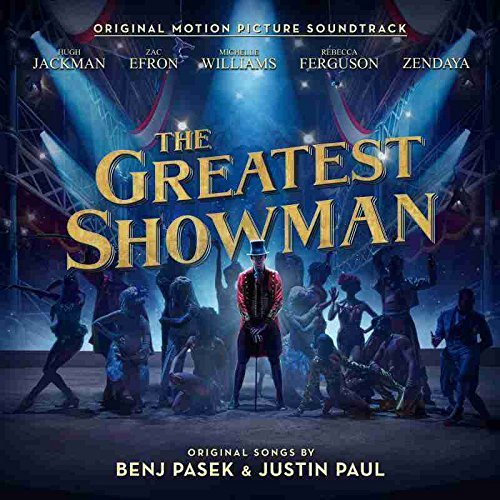 US direct The Greatest Showman SOUNDTRACK CD