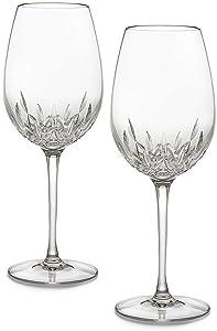 Waterford Crystal Lismore Essence Red Wine Goblet, Set of 2