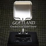 Goetland Stainless Steel Commercial Hand Dryer